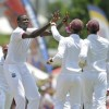 WEST INDIES TEST CELEBRATE