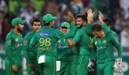Pakistan sweep three match T20 series against West Indies.