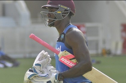 West Indies all-rounder Rovman Powell.
