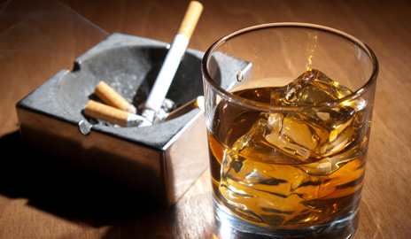 Image result for alcohol tobacco