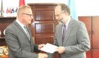 Netherlands envoy presents credentials to CARICOM Secretary General