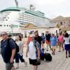 Jamaica tourists