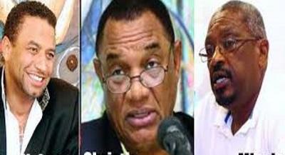 Bahamas leaders