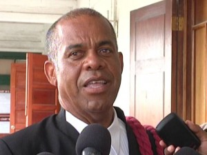 Justice Denys Arthur Barrow
