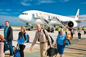 Tourists - Cayman Islands