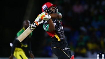 2017 HERO Caribbean Premier League - St Kitts and Nevis v Jamaica Tallawahs