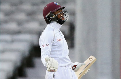 Shai Hope ELATED
