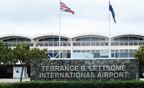 Terrence B Lettsome airport BVI
