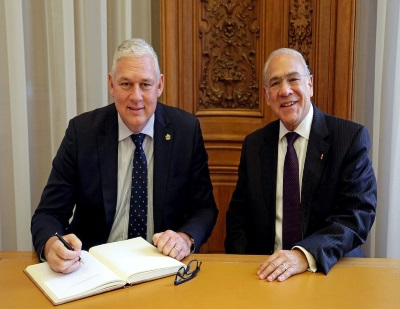 Chastanet and OECD