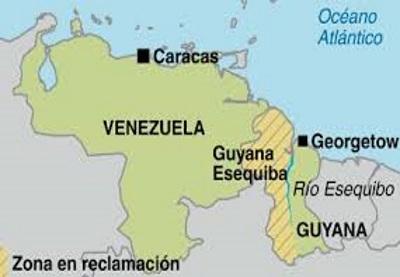 Guyana-vennne