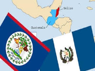 belize guatemala
