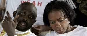 George-Weah-and-Wife-Clar