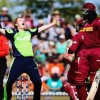 IRELAND BEAT WINDIES