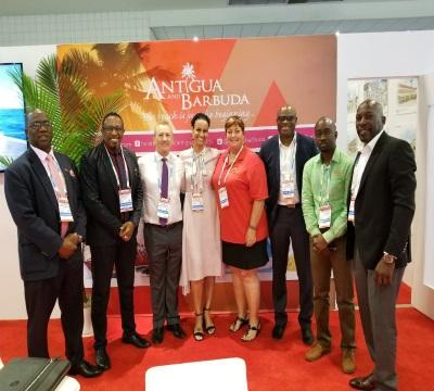 Antigua and Barbuda's Seatrade Delegation
