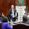 Chastanet in Parliament