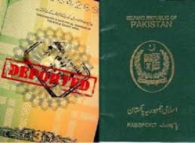 Pakistan deported