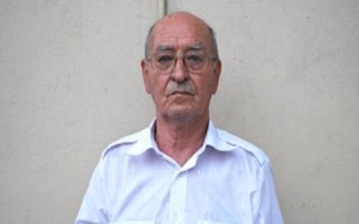 Umberto Schenato (Photo courtesy Antigua Observer)