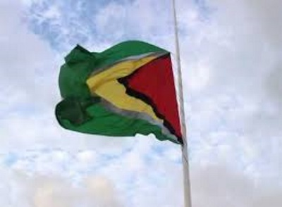 Guyana flags