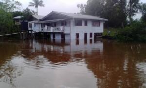 Guyana Flooding
