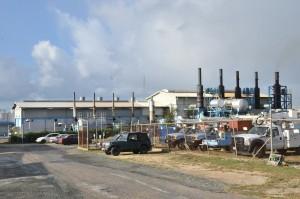 Anguilla Electricity company