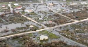 Barbuda devastation