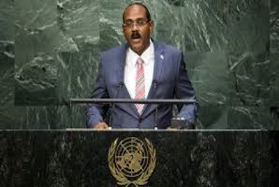 Browne at UN