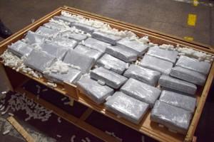 US cocaine haul