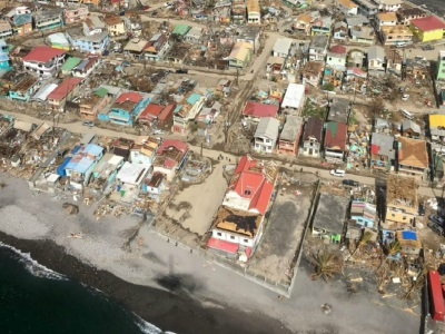 Dominica aerial