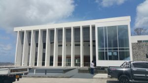 Regional leaders to attend opening of Grenada's new parliament building