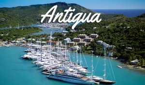 Antigua shows strongest air arrivals in 15 years