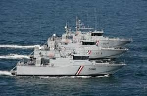 US Coast Guard seizes cocaine, nabs four alleged drug smugglers
