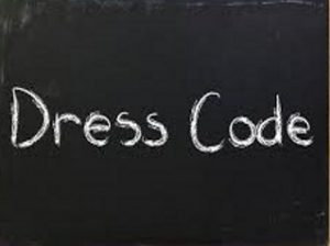 Government reviewing dress code