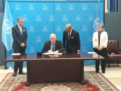 Caribbean countries sign historic Escazu Agreement