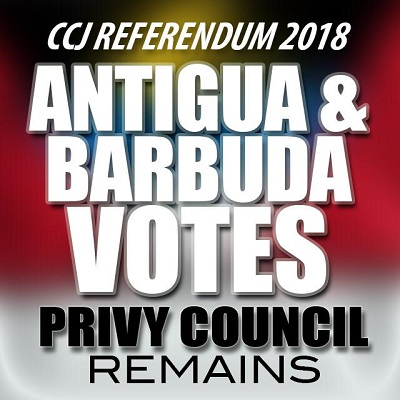 Antiguans and Grenadians vote against replacing Privy Council