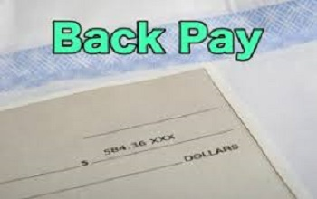 Government to pay back pay to public servants before year end