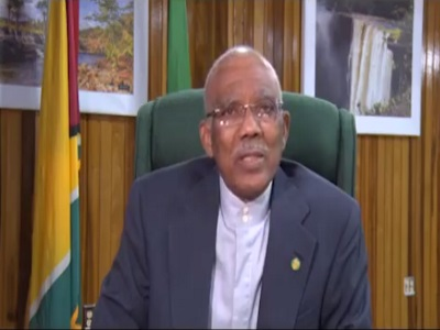 "President Granger describes talks as ""successful engagement"""