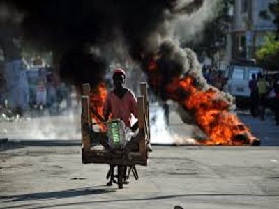 CARICOM concerned at violence in Haiti